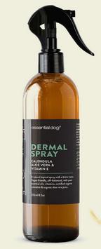 Natural Anti Itch Spray for Dogs 250ml (Aloe Vera, Organic Calendula & Vitamin E)