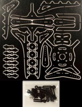 Hardware Kit Indoor 3mm