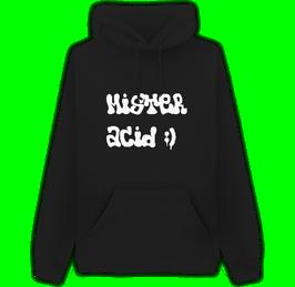 Sweat noir Mister Acid