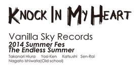 【限定CD】Knock In My heart(8/20出演アーティスト全員参加スタジオ盤!)