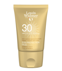 WIDMER SUN PROTECTION FACE SONNENCREME GESICHT LSF 30 50ml