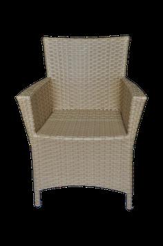 Armchair, honey