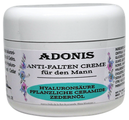 Anti-Wrinkle Moisturizer ADONIS man