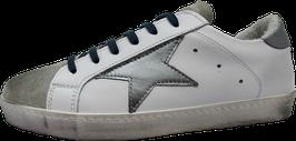 Sneaker Crosta sabbia grigio