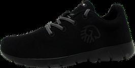 Merino Runners schwarz