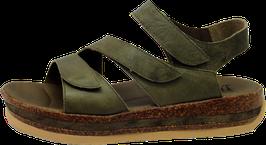 Think! Sandale ZEGA oliv