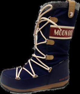 Moon Boot W.E. Monaco Felt blue