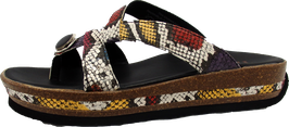 Think! Pantolette ZEGA multicolour