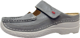 Wolky ROLL Slipper light-grey