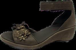 Think! WEDSCH Sandale dunkelgrün