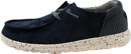 Wendy Suede navy