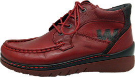 Wolky Zoom dark red