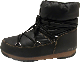 Moon Boot W.E. Soft Low schwarz