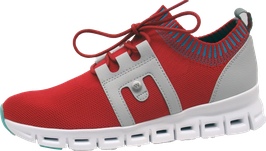 Wolky 3D Tera red/offwhite