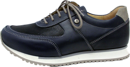 Wolky E-Walk blue stretch
