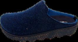 Rohde Pantoffel Foggia kobalt