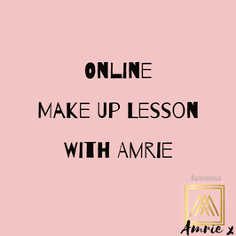 Online Make Up Lesson