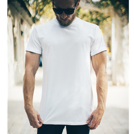 Base Shirt - white