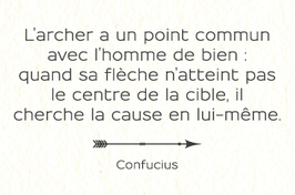 Carte citation inspirante