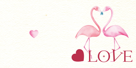 Carte Love Flamands
