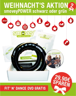 Smovey WEIHNACHTSAKTION Power Set