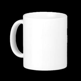 Taza blanca para personalizar
