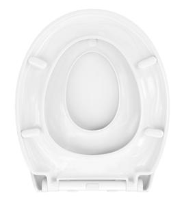 WC Sitz mit Kindersitz Absenkautomatik Oval / Soft-Close