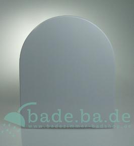 WC Sitz mit Absenkautomatik und D-Form / Soft-Close für Icon