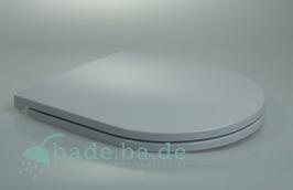 WC Sitz mit Absenkautomatik und D-Form / Soft-Close für Happening  ROCA