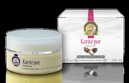 Beurre de Karité pur bio 100 ml