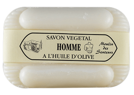 SAVON NATUREL PARFUM HOMME  ou ORIENTAL 250G