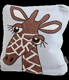 HildaHilda kinderkissen - giraffe