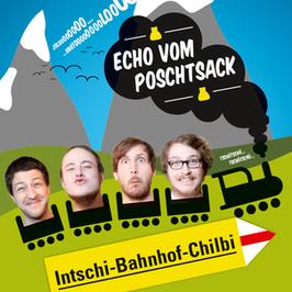 CD: Intschi-Bahnhof-Chilbi
