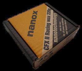 NANOX-CFX II - Racing Wax - 220 g