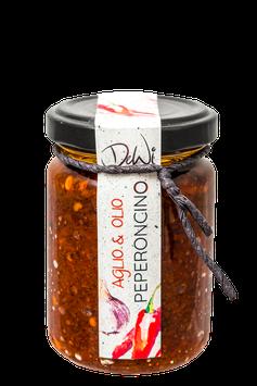 Pesto Aglio olio e Peperoncino