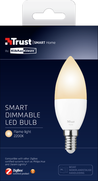 ZLED-EC2206 | E14 LED Kerze mit super warmen Licht