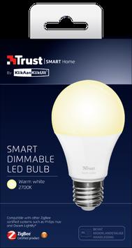 ZLED-2709 | E27 LED mit warm weißem Licht