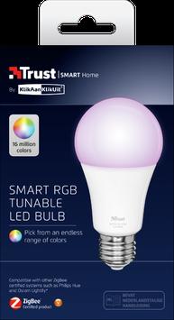 ZLED-RGB9 | E27 LED mit RGB Farbspektrum