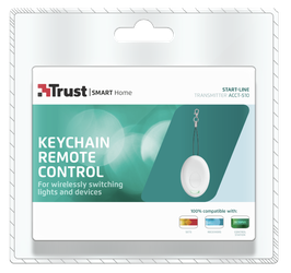 ACCT-510 | Schlüsselanhänger Fernbedienung
