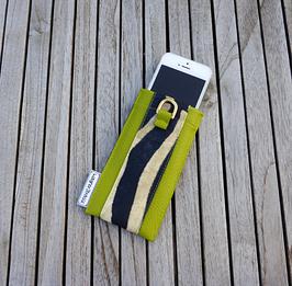 iPhonehülle 6, 7, 8 Lemon Zebra