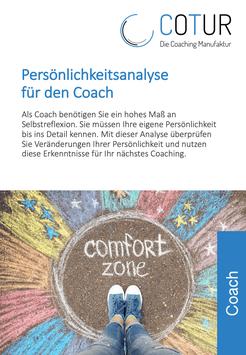 Persönlichkeitsanalyse für den Coach