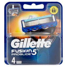 Confezione 4 ricambi Fusion Proglide Gillette