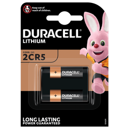 PILA LITIO 2CR5 DL245 6V   DURACELL