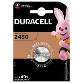 PILA LITIO CR2450  3V  DURACELL