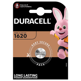 PILA LITIO CR1620 3V  DURACELL