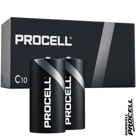 PILE C MEZZATORCIA  PROCELL DURACELL MN1400