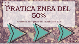 CALDAIA A CONDENSAZIONE ECOBONUS 50%
