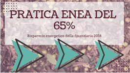 CLIMATIZZATORI ECOBONUS 65%
