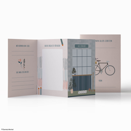 Mini-Album für Freunde