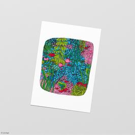 """Postkarte """"Unterwasser"""""""